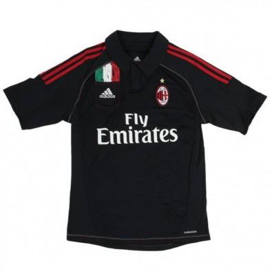 Maillot Domicile AC Milan noir