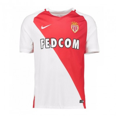 Maillot Domicile AS Monaco 2017