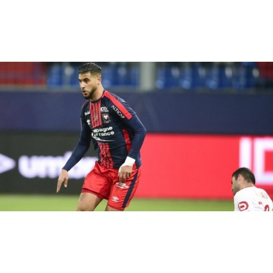 Maillot Domicile AS Monaco Youssef AIT BENNASSER