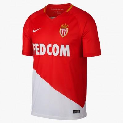 Maillot Domicile AS Monaco noir