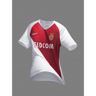 Maillot Domicile AS Monaco nouvelle