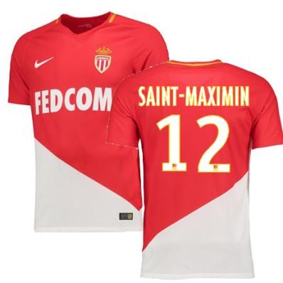 Maillot Domicile AS Monaco pas cher
