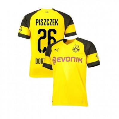 Maillot Domicile Borussia Dortmund Lukasz Piszczek