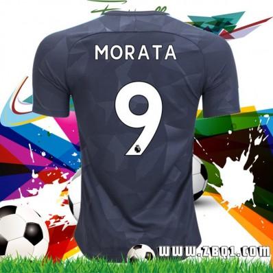 Maillot Domicile Chelsea Álvaro Morata