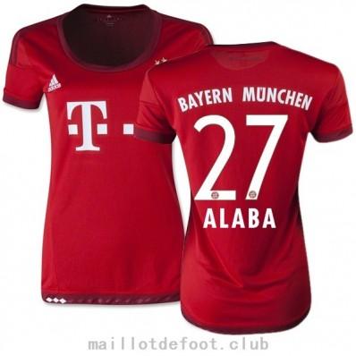 Maillot Domicile FC Bayern München David Alaba