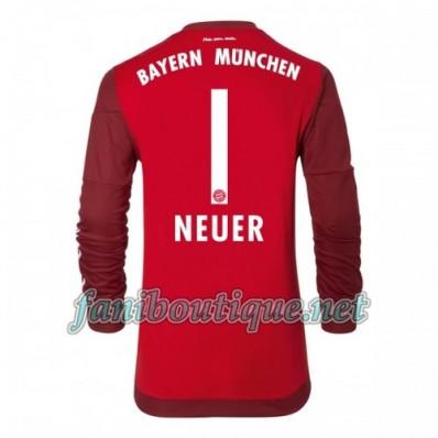 Maillot Domicile FC Bayern München solde