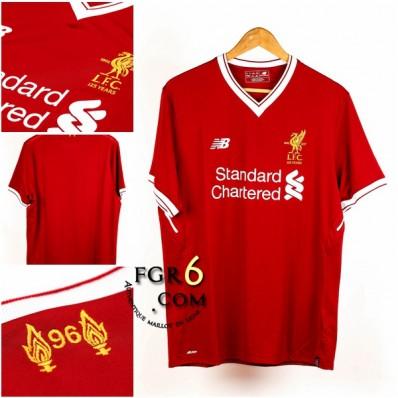 Maillot Domicile Liverpool acheter