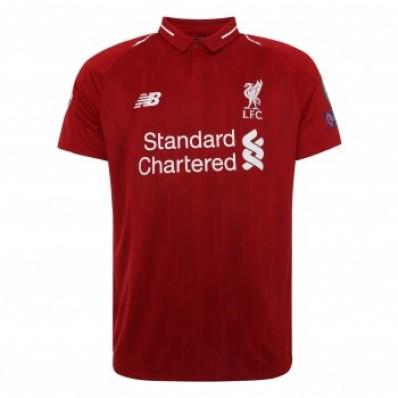 Maillot Domicile Liverpool de foot