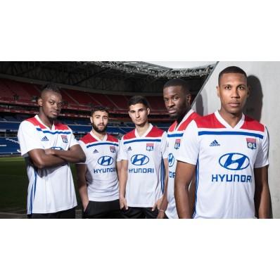 Maillot Domicile Olympique Lyonnais Bertrand TRAORE