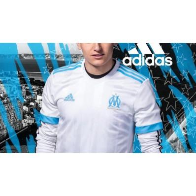 Maillot Domicile Olympique de Marseille Florian THAUVIN