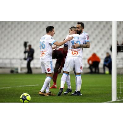 Maillot Domicile Olympique de Marseille Valère GERMAIN