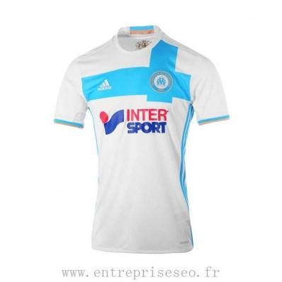 Maillot Domicile Olympique de Marseille gilet
