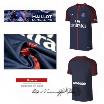Maillot Domicile PSG acheter
