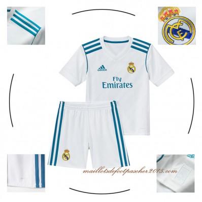 Maillot Domicile Real Madrid Enfant
