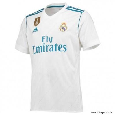 Maillot Domicile Real Madrid Nacho