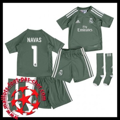 Maillot Domicile Real Madrid Navas