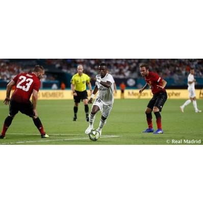 Maillot Domicile Real Madrid Odriozola