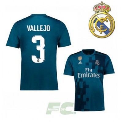 Maillot Domicile Real Madrid Vallejo