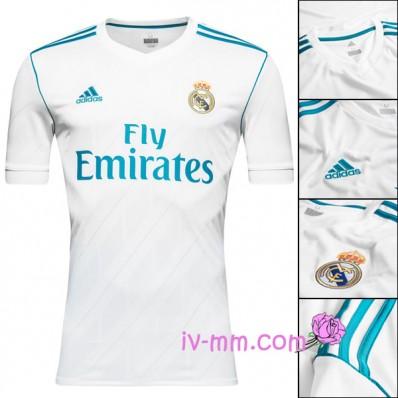 Maillot Domicile Real Madrid soldes