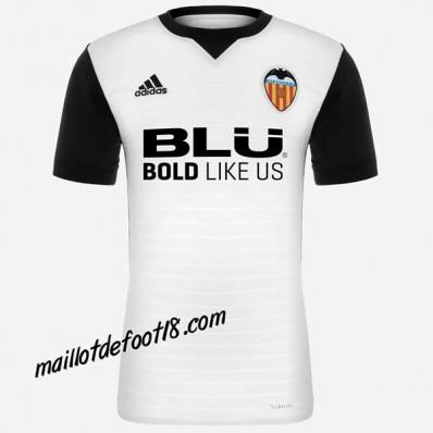 Maillot Domicile Valencia CF rabais
