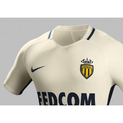 Maillot Extérieur AS Monaco Tenue de match