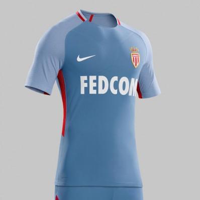 Maillot Extérieur AS Monaco nouveau