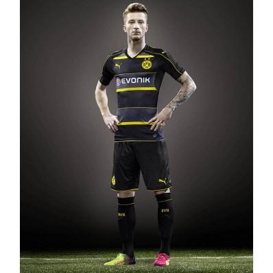 Maillot Extérieur Borussia Dortmund 2018