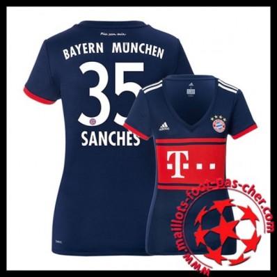 Maillot Extérieur FC Bayern München solde
