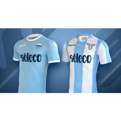 Maillot Extérieur Lazio 2018