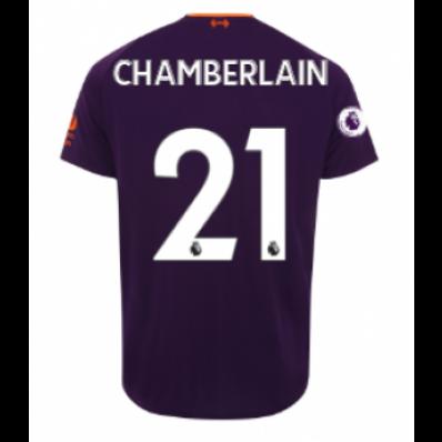 Maillot Extérieur Liverpool Alex Oxlade-Chamberlain
