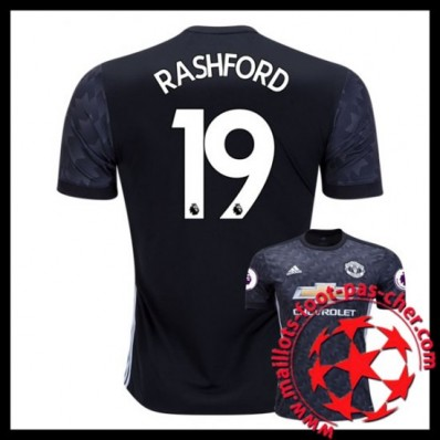 Maillot Extérieur Manchester United Marcus Rashford