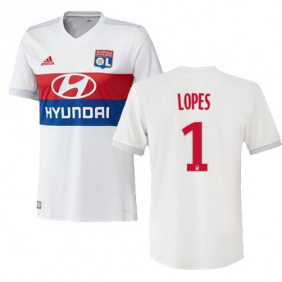 Maillot Extérieur OL Anthony LOPES
