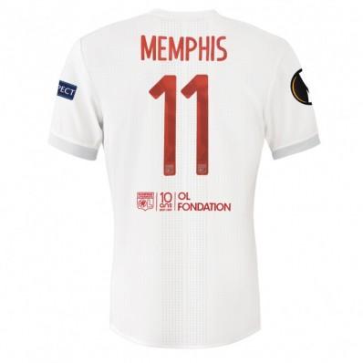Maillot Extérieur OL Memphis DEPAY