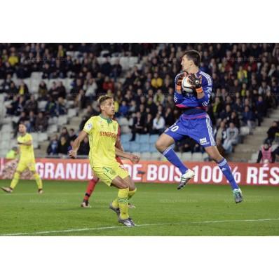 Maillot Extérieur Olympique Lyonnais Mathieu GORGELIN