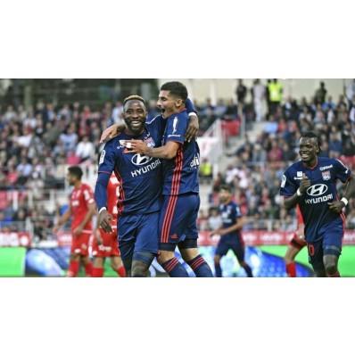Maillot Extérieur Olympique Lyonnais Moussa DEMBELE