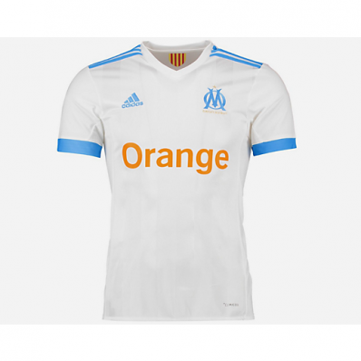 Maillot Extérieur Olympique de Marseille Enfant