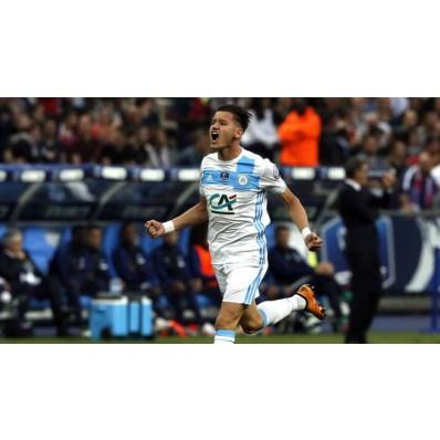 Maillot Extérieur Olympique de Marseille Florian THAUVIN