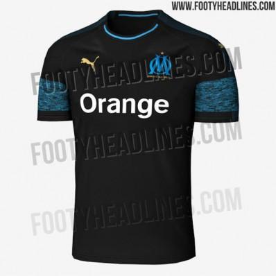 Maillot Extérieur Olympique de Marseille de foot