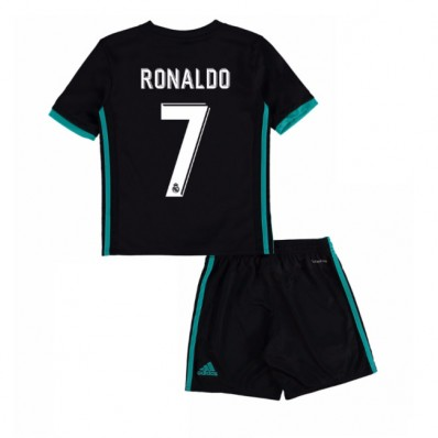Maillot Extérieur Real Madrid Enfant