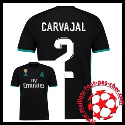 Maillot Extérieur Real Madrid Homme