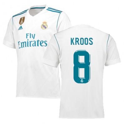 Maillot Extérieur Real Madrid Kroos