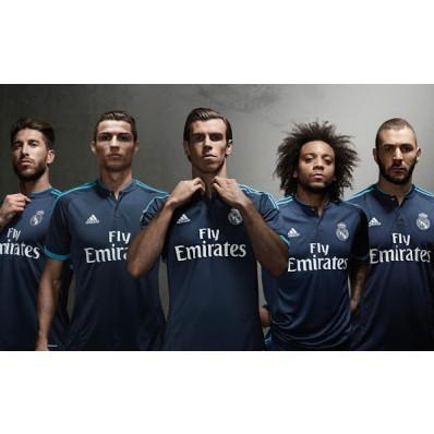Maillot Extérieur Real Madrid ÉQUIPE