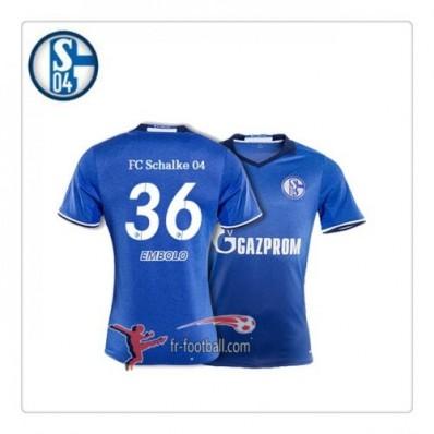 Maillot FC Schalke 04 rabais
