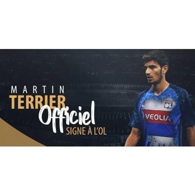 Maillot OL Martin TERRIER