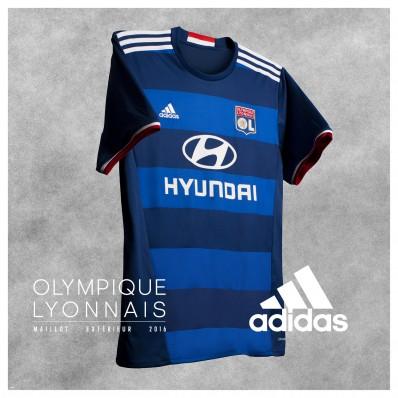 Maillot Olympique Lyonnais 2017