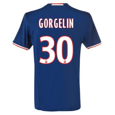 Maillot Olympique Lyonnais Mathieu GORGELIN