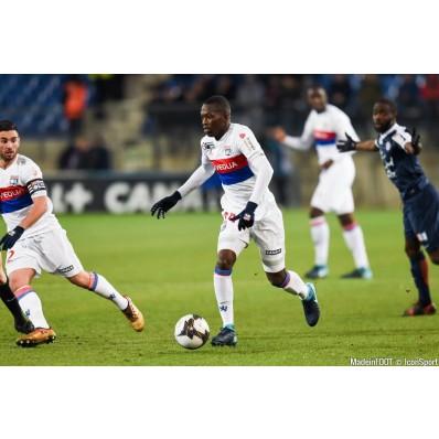 Maillot Olympique Lyonnais Pape Cheikh DIOP