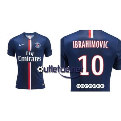 Maillot PSG Ibrahimovic