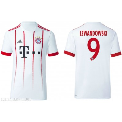Maillot THIRD FC Bayern München Tenue de match