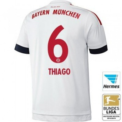 Maillot THIRD FC Bayern München Thiago